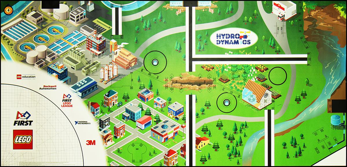 Techbrick Robotics Fll 2017 Hydro Dynamics
