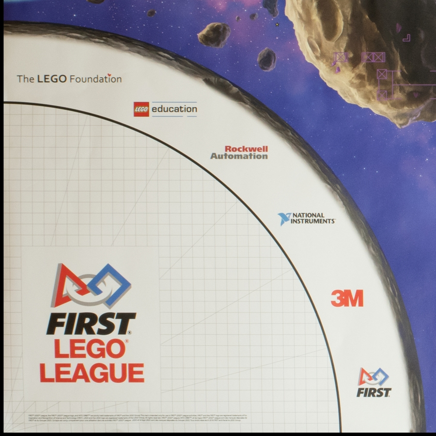 FLL2018 Into Orbit Mat Base Web